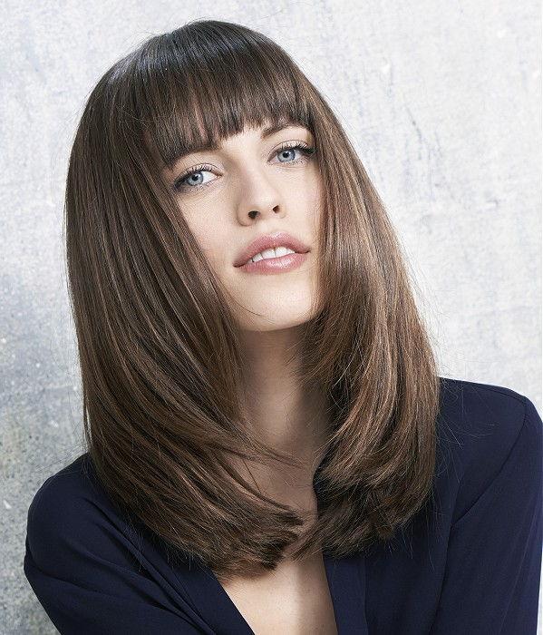 Самые модные идеи стрижки на средние волосы года.